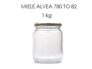 vaso per 1 kg di miele