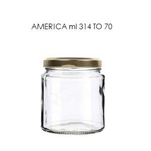 vaso america 314
