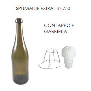 bottiglia spumante