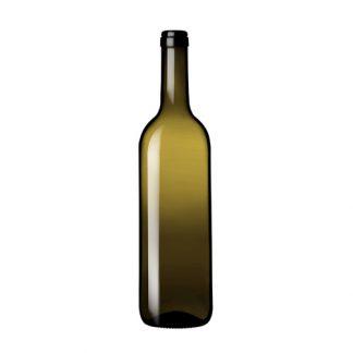 bottiglia bordolese standard 750