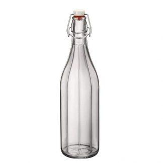 bottiglia costolata 1 litro