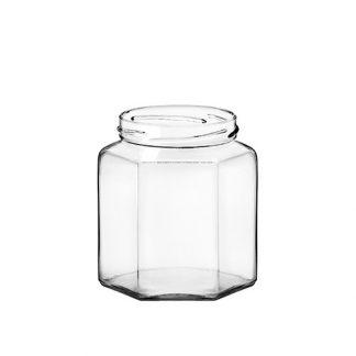 vasetto esagonale 190 ml