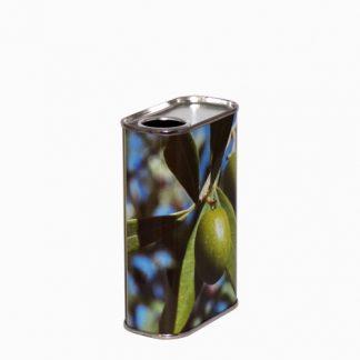 contenitori per olio