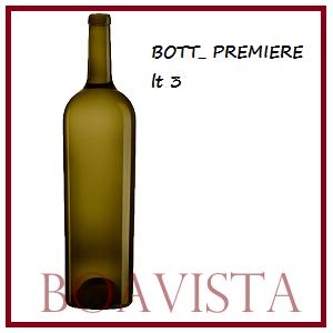 bottiglia conica premiere