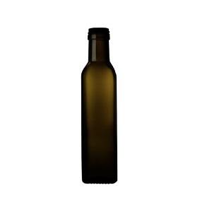 bottiglia olio marasca