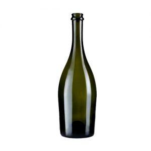 bottiglia in vetro per spumante