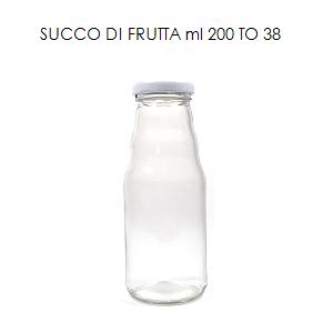 bottiglia succo di frutta