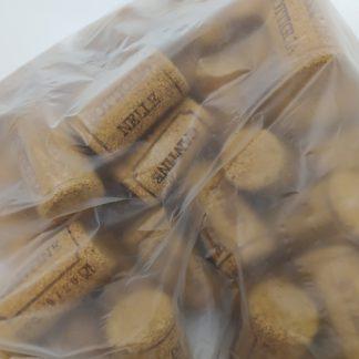 tappo di sughero per bottiglia