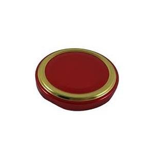 capsula oro rosso twist off 53 mm