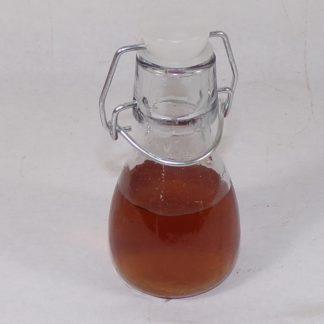 bottiglietta con tappo ermetico