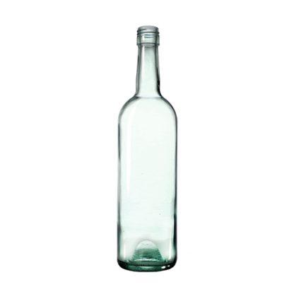 bottiglia bordolese ml 750 bianca