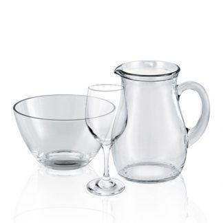Bicchieri brocche & contenitori