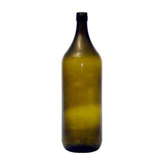 bottiglia in vetro da due litri