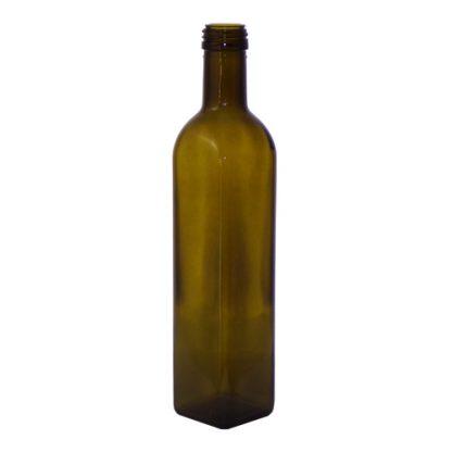 bottiglia olio marasca 750