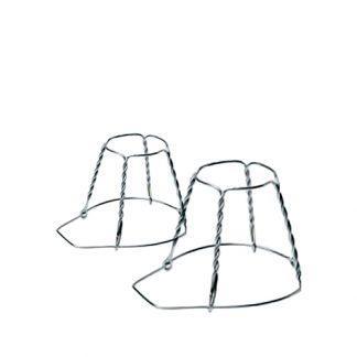 gabbietta in ferro fermatappo