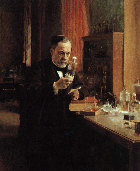 Louis Pasteur inventore della pastorizzazione